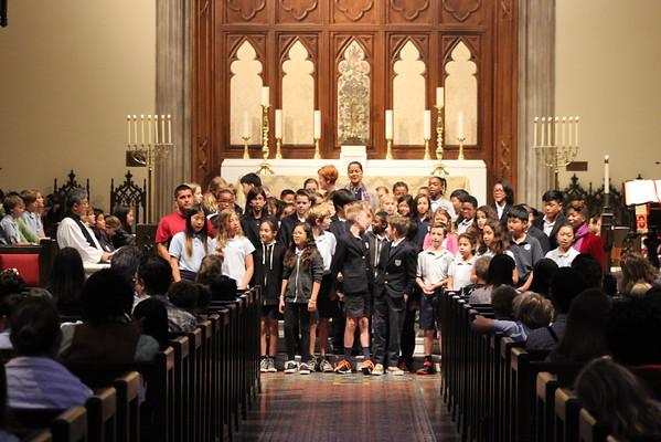 20150604 June All-School Chapel