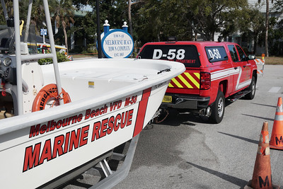 Melbourne Beach Recreational Boating & Water Safety Day 2018