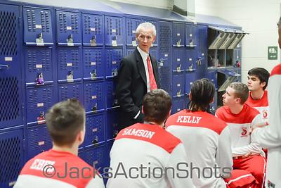 2014 - 2015 Regis Basketball