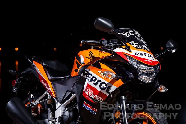Kara's Honda CBR250R