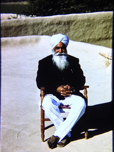 Sant Ji Rajasthan 77+