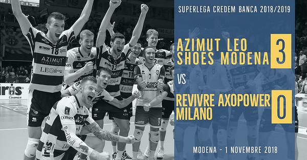 4^ And: Azimut Leo Shoes Modena - Revivre Axopower Milano