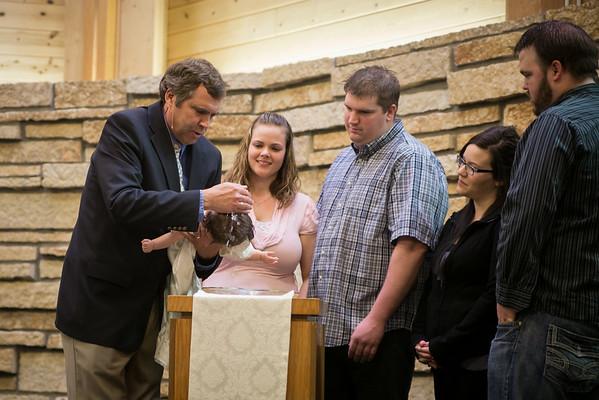 Brinley baptism