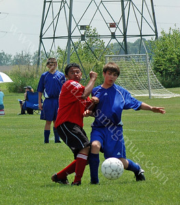 Jr Bronchos Club Soccer