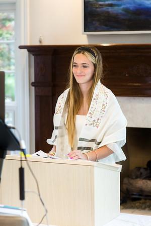 Emma bat mitzvah