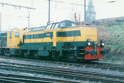 SNCB Class 71