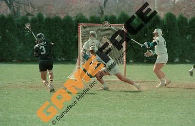 1988-1989 Men's Lacrosse