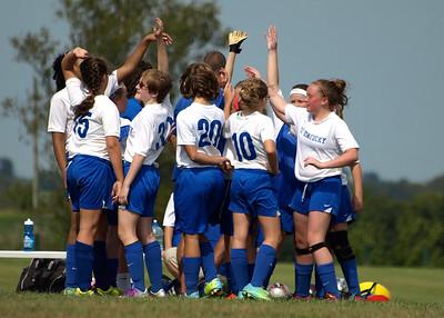 FC Kentucky U12 Girls Fall 2014