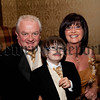 Friends of Children Dinner Dance in the Canal Court Hotel on Friday last.Sean,Tommy and Maureen Gordon.R1340701