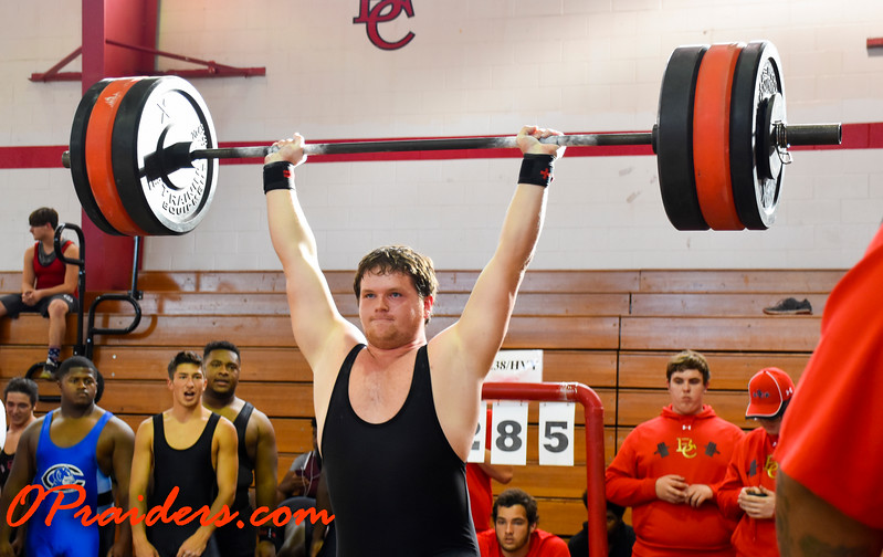 Regional Weightlifting 2017