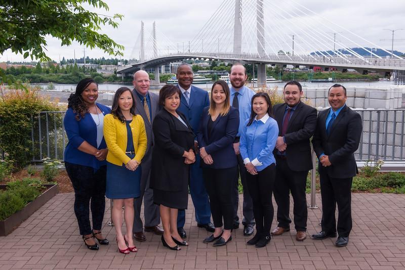 Diversity & Inclusion - Group - Portraits -Marketing 6/15/18