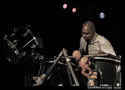 SEVENTRIBE – Dead Generation Köping 26/5 2006