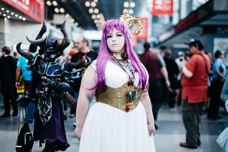 NYC Comiccon 2016