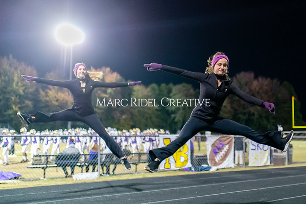 Broughton football vs Millbrook. Senior night. November 8, 2019. D4S_6986