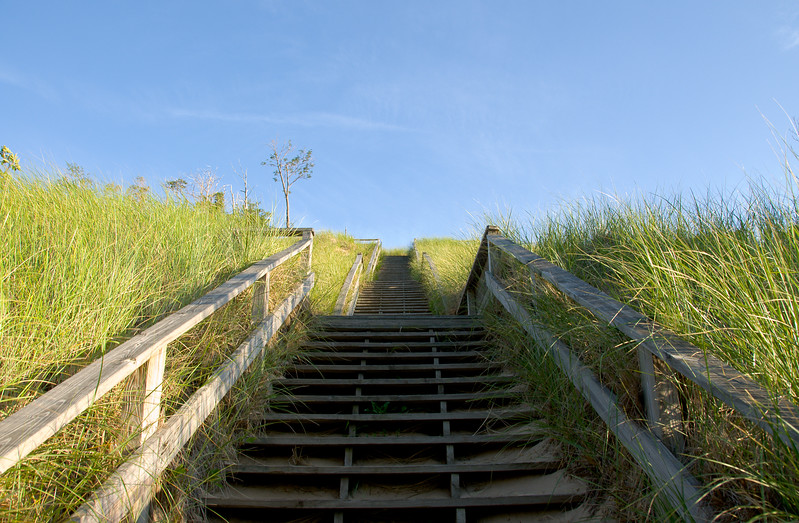 Laketown Park Stairs