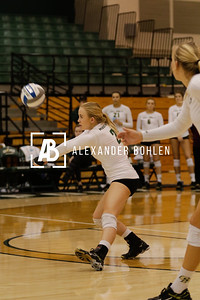 2016 Cal Poly Volleyball vs UCSB