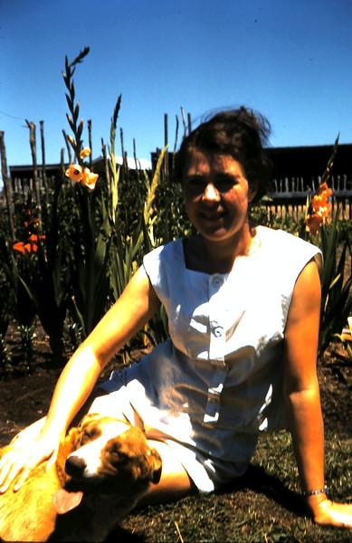 1962-1 (24) Mary with Lassy.JPG