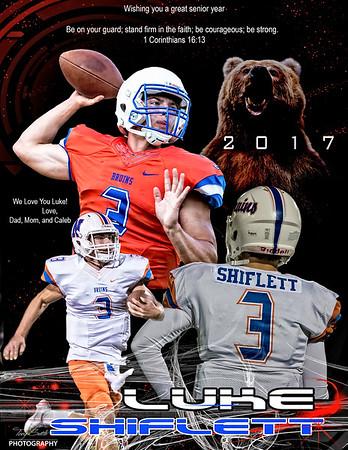 Luke Shiflett Senior 2018