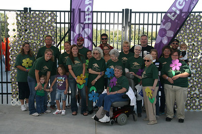 Walk to End Alzheimer's, September 2012