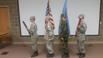 North Central Region Cadet Honor Academy 2018 Day 2