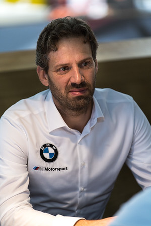 BMW Motorrad Motorsport will be competing with Shaun Muir Racing in the WorldSBK – with a well-known rider duo_ Tom Sykes and Markus Reiterberger