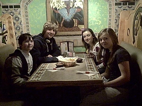 Spanish Class - Mexican Restaurant Trip