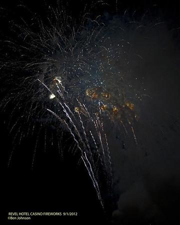 Revel Hotel Atlantic City 2012 Labor Day Fireworks