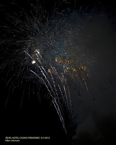 Revel Hotel Atlantic City 2012 Labor Day Fireworks