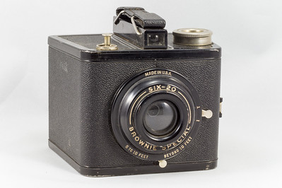 Kodak Brownie Special Six-20, 1938
