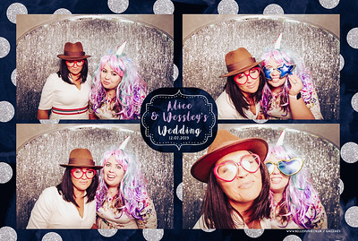 Alice and Wessley's Wedding