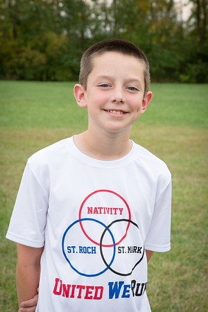 St. Mark, St. Roch & Nativity Cross Country 2015