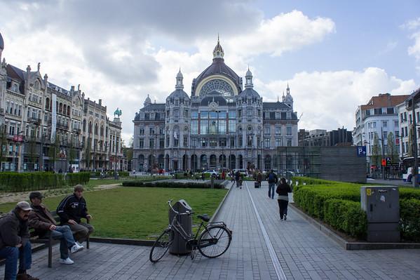 Antwerp 2012