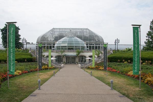 Pittsburgh Botanical Gardens