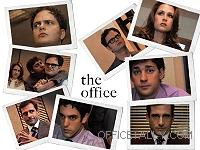 cast the office wallpaper