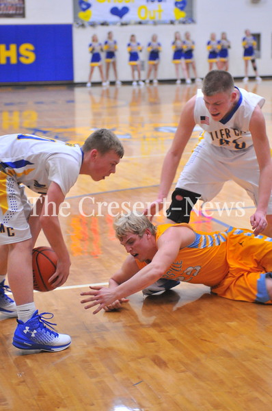 02-23-17 Sports Ayersville @ Miller City BBK