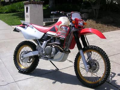 Current bikes
