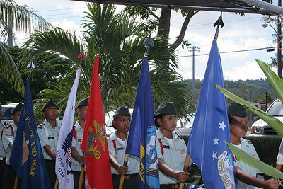 Memorial Day Saipan 2006
