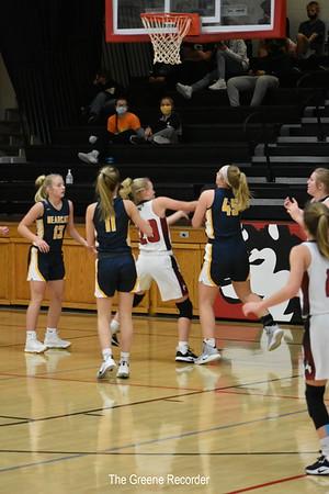 Girls Basketball at N-P