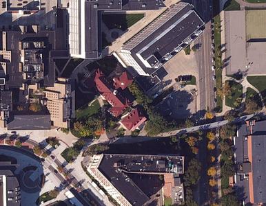 New Biology Building Satellite Photos