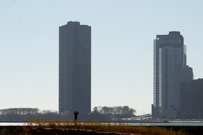 Slice of Life at the Lakefront:  Photographing the View