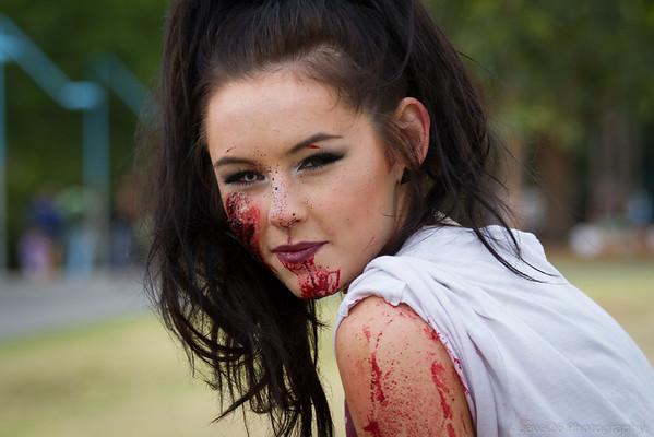 131102 Sydney Zombie Walk