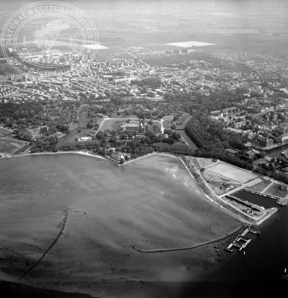 Citadellet, harbor | EE.1616