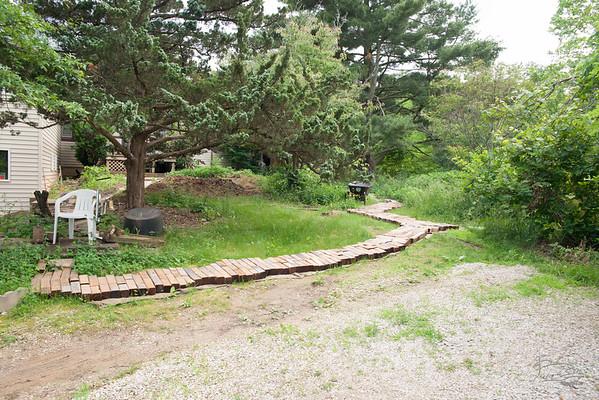 23.8 West Garden Path