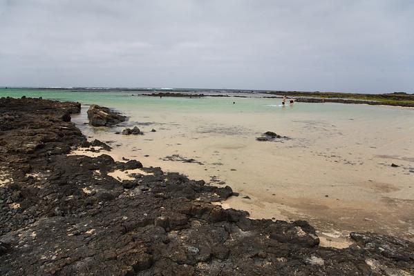 Caleton Blanco, Lanzarote