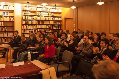 American Universities Debating Semifinals November 2009
