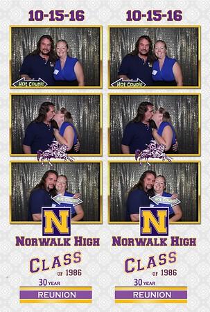 Norwalk High Class of 86