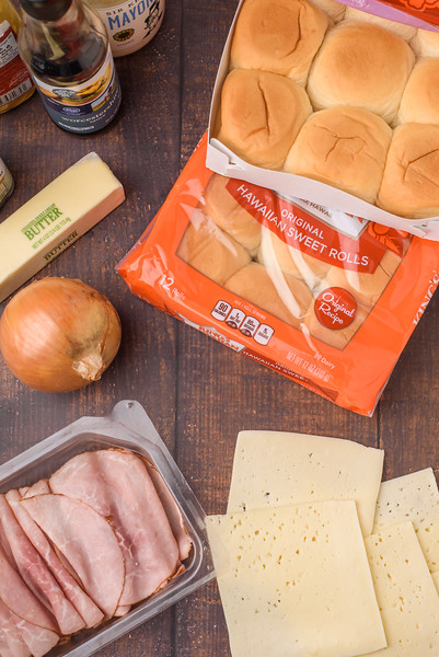 Images from folder ham cheese sliders