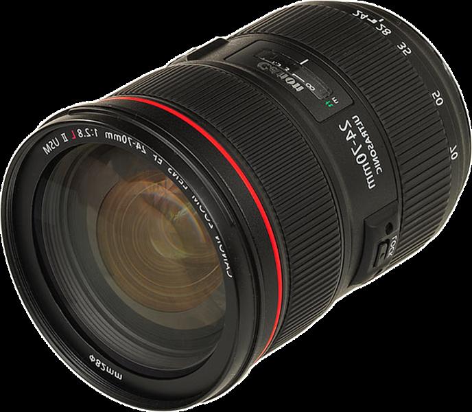 Canon EF 24-70mm f/2.8L I