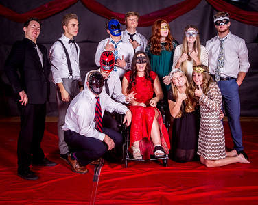 SHS Senior Ball 11-11-2017