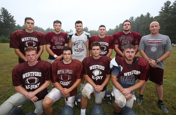 Westford Academy footbal preview 082819